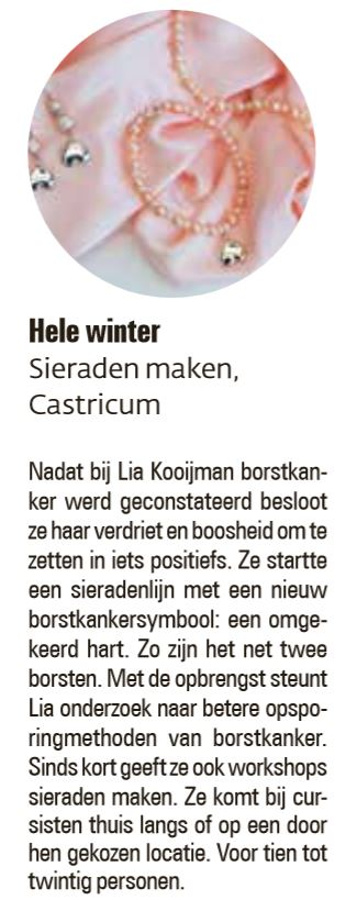 Column in KRACHT november 2014